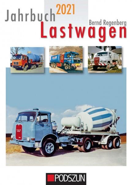 Jahrbuch Lastwagen 2021