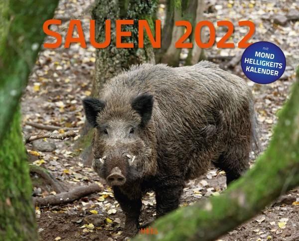 Sauen Monatskalender 2022