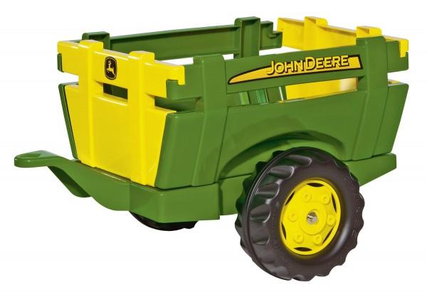 John Deere Farm Anhänger grün/gelb