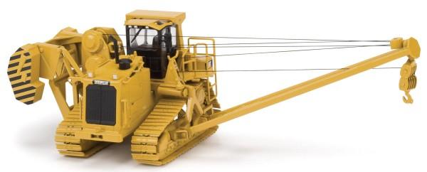 Rohrleger CAT 587T Rohrleger Modell von DieCast Masters 1:50
