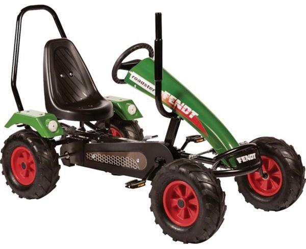 Dino-Cars Gokart Track BF3 Fendt mit Überrollbügel