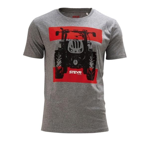 Steyr T-Shirt Herren Gr. 2XL
