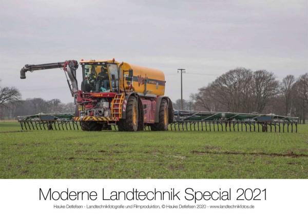 Kalender Moderne Landtechnik 2021