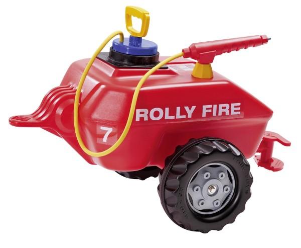 RollyFire Wassertank mit Pumpe und Spritze von rolly toys