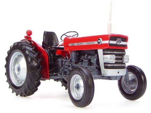 Massey Ferguson 135 (1965) Modell von Universal Hobbies 1:16