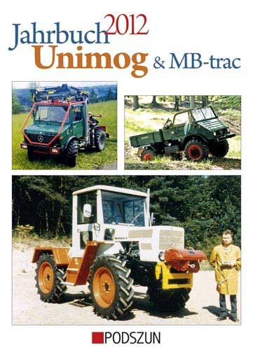 Jahrbuch Unimog & MB-trac 2012