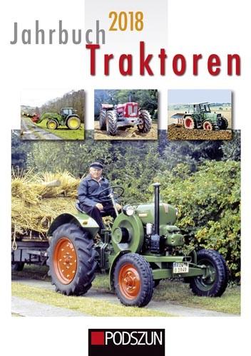 Jahrbuch Traktoren 2018