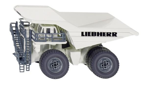 Liebherr Muldenkipper T 264 Modell von Siku 1:87