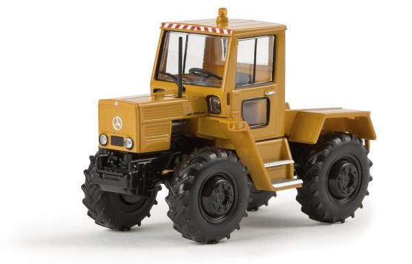 """MB trac 800 """"Kommunal"""" von Starmada Modell von Brekina 1:87"""
