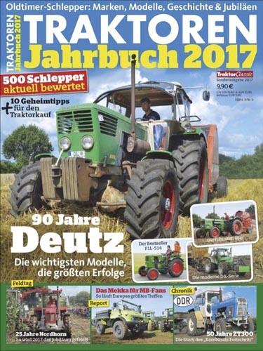 Traktoren Jahrbuch 2017