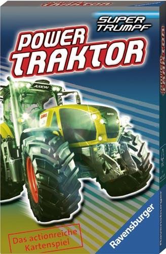 Quartett Power Traktor