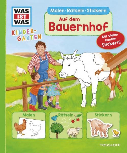 Was ist was Kindergarten: Auf dem Bauernhof