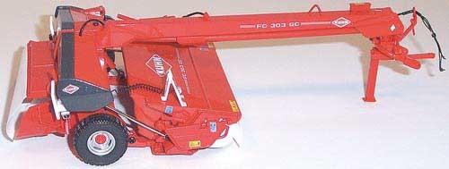 Kuhn FC 303 Mähwerk Modell von Universal Hobbies 1:32