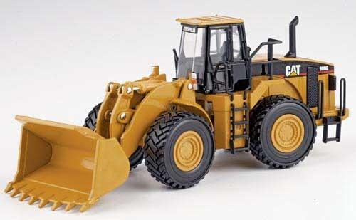 CAT 980G Radlader Modell von DieCast Masters 1:50