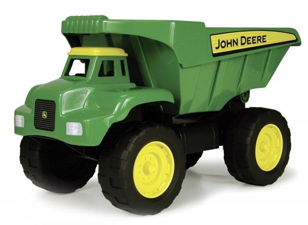 John Deere Kipplaster für den Sandkasten Modell von Britains