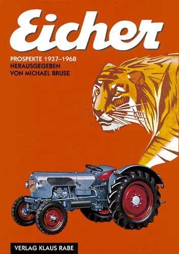 Eicher Prospekte 1937-1968