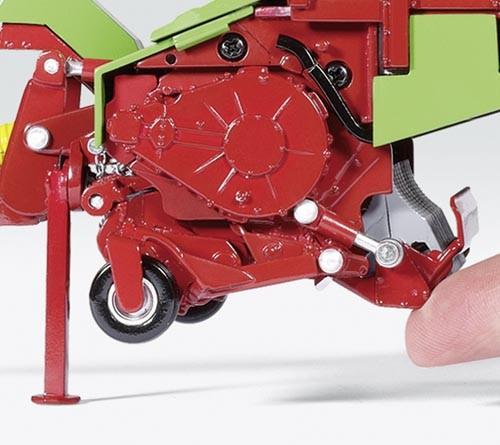 Strautmann Ladewagen Tera-Vitesse CFS 5201 DO Modell von WIKING 1:32