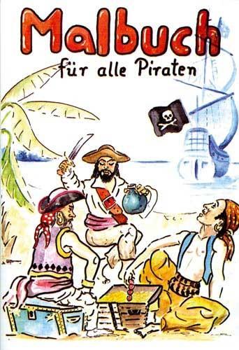 Malbuch... für alle Piraten