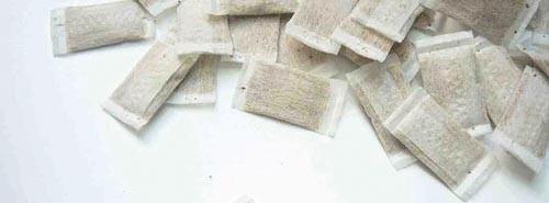 (Sand-) Säcke flexibel/ einzeln 20x15 mm 50 Stck. Modell von Juweela 1:35