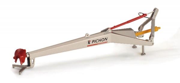 Pichon B4 Güllemixer für Dreipunktanbau Modell von ROS 1:32