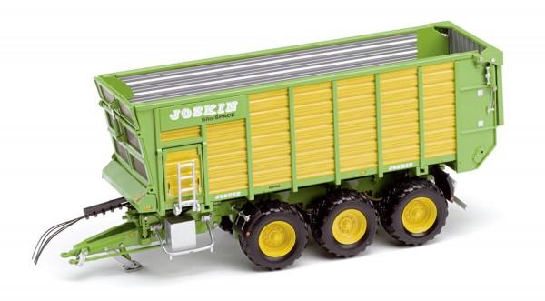 Joskin Silo Space 2040 Dreiachs-Silagewagen Modell von ROS 1:32