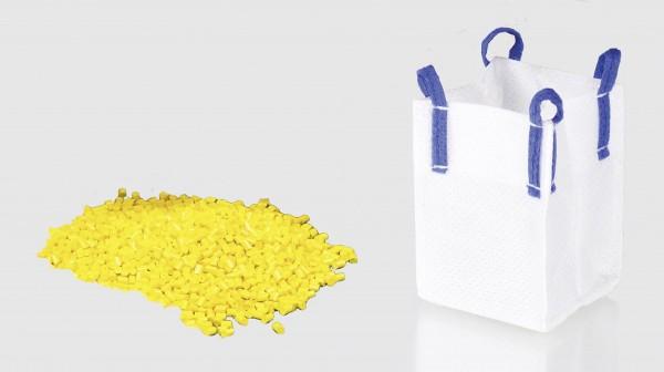 Zubehörpackung Granulat gelb mit Big-Bag, SikuWorld Modell von Siku