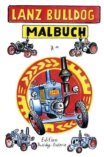 Malbuch ... Lanz-Bulldog
