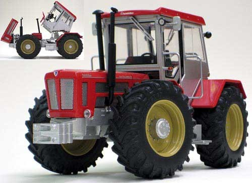 Schlüter Super Trac 2000 TVL Modell von weise-toys 1:32
