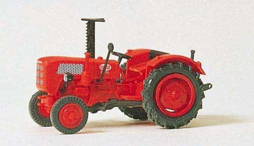 Fahr Ackerschlepper (Bausatz) Modell von Preiser 1:87