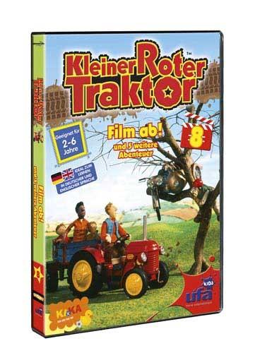 Kleiner Roter Traktor Film ab! Teil 8 und 5 weitere Geschichten