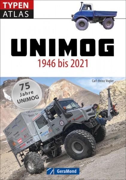 Typenatlas Unimog 1946 - 2021