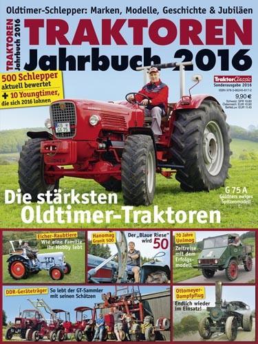 Traktoren Jahrbuch 2016