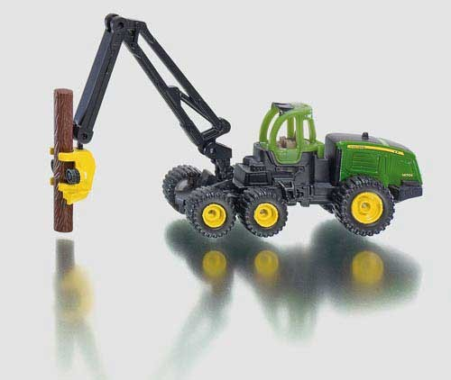 Harvester John Deere Harvester Modell von Siku 1:87