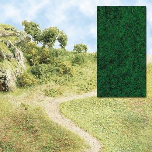Gras-Fasern dunkelgrün Modell von Busch 1:87