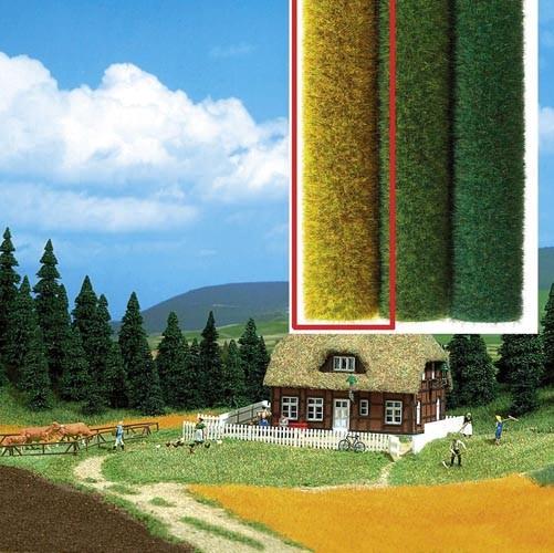 Wildgras-Geländeteppich (Kornfeld) Modell von Busch 1:87