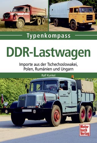 Typenkompass DDR-Lastwagen