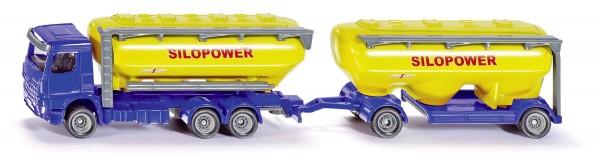 Lastzug mit Futtermittelsilo Modell von Siku 1:87