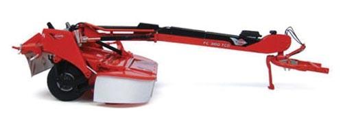 Kuhn FC 3160 TCD Scheiben-Mähknickzetter Modell von Universal Hobbies 1:32