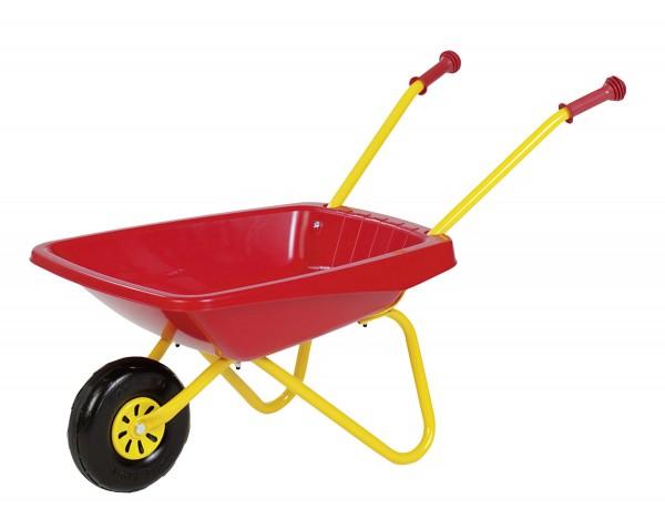 Schubkarre gelb/rot von rolly toys