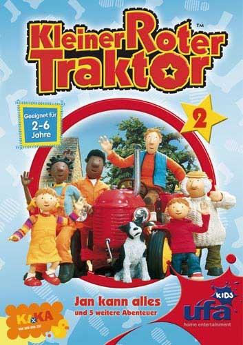 Kleiner Roter Traktor - Kinder-DVD - Teil 2
