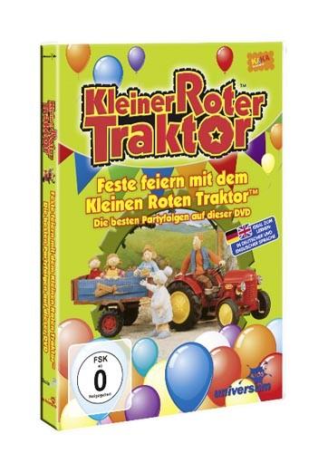 Kleiner roter Traktor: Feste feiern mit dem kleinen roten Traktor (DVD)