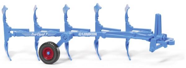 Lemken-Pflug EurOpal7 Modell von WIKING 1:87