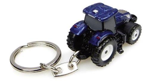 New Holland T7.225 Blue Power Schlüsselanhänger Modell von Universal Hobbies