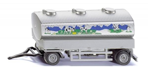 Anhänger Milchsammelwagen Modell von Siku 1:50