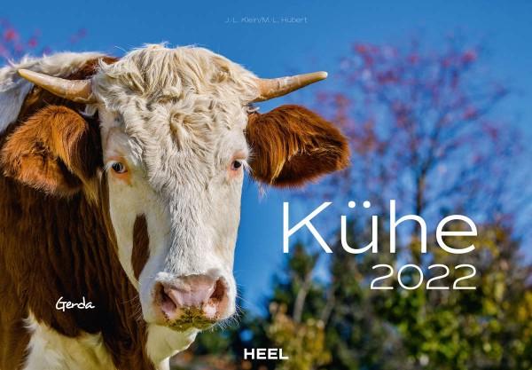 Kühe Monatskalender 2022