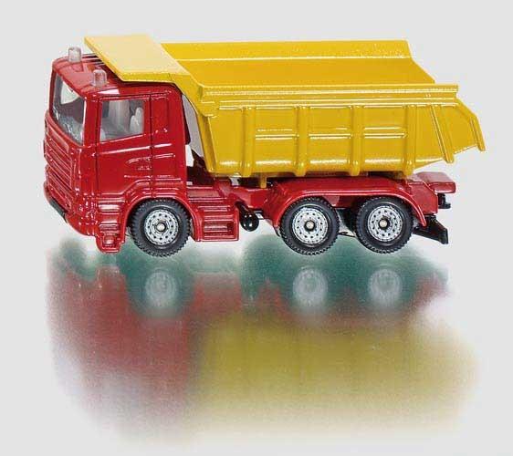 LKW LKW mit Kippmulde Modell von Siku Blister