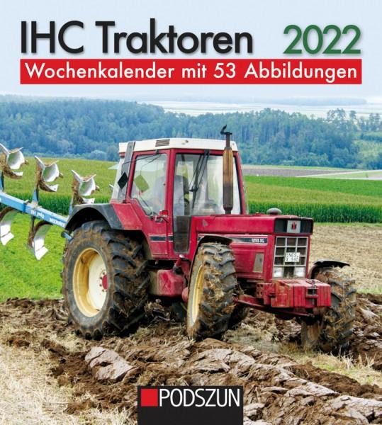 IHC Traktoren Wochenkalender 2022