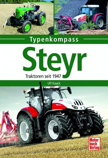 Steyr - Traktoren seit 1947