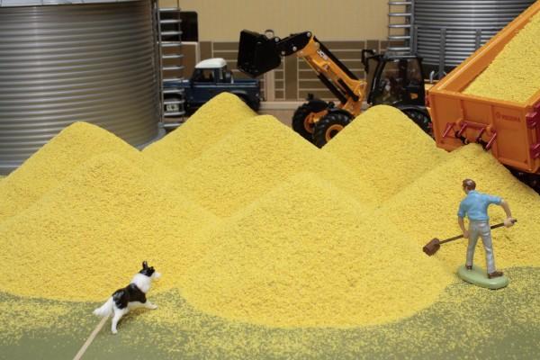 Getreide 450-Gramm-Beutel Modell von Brushwood Toys 1:32