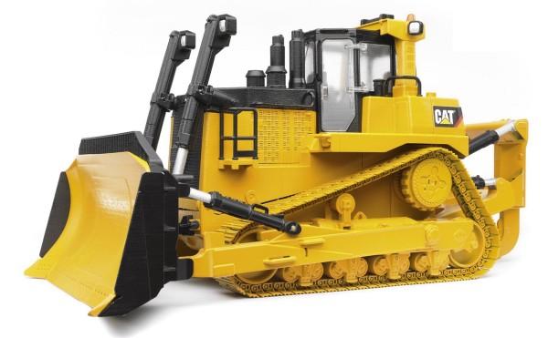 CAT großer Kettendozer Modell von Bruder 1:16
